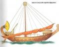 корабль фараона