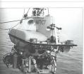 """подводный аппарат """"Лангуст"""""""